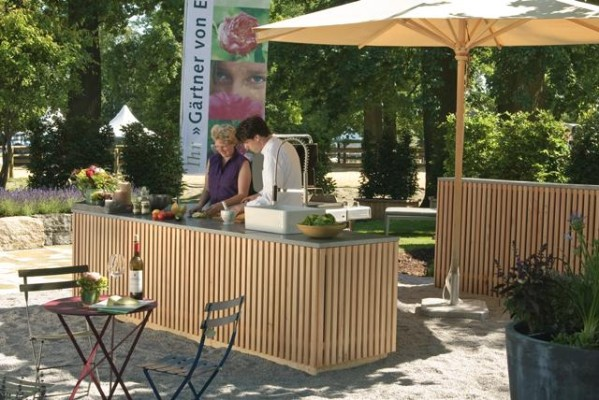 Die 4 Gartner Von Eden Hamburg Prasentieren Ihren Kuchengarten Auf Der Home Garden Openpr