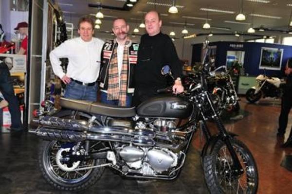 Motorrad Von Horst Lichter