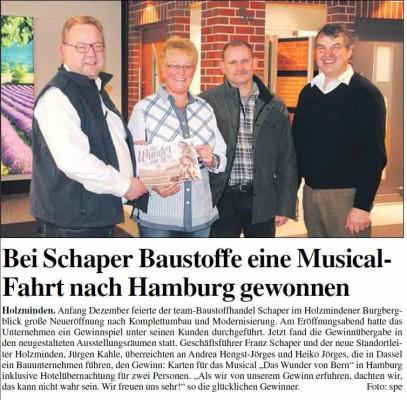 Baustoffe Hamburg