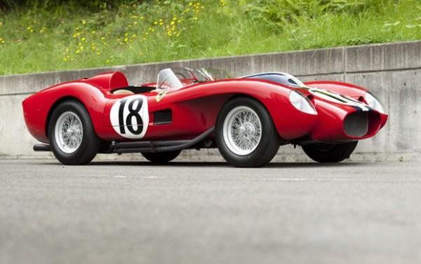 Auktionsrekord Ferrari Testa Rossa Ist Mit 14 9 Millionen Dollar Der Teuerste Oldtimer Der Welt Openpr