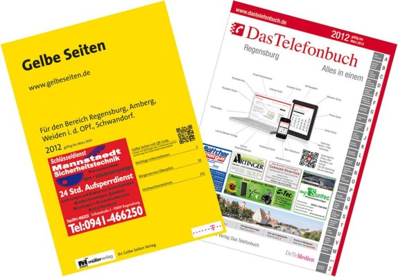 Regensburg Telefonbuch
